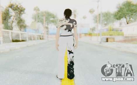 Jun Kazama para GTA San Andreas tercera pantalla