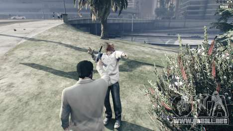 GTA 5 Executions tercera captura de pantalla