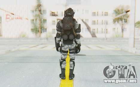 Federation Elite LMG Arctic para GTA San Andreas tercera pantalla