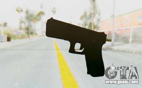 G17C para GTA San Andreas segunda pantalla
