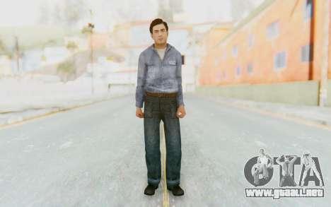 Mafia 2 - Vito Scaletta Prison para GTA San Andreas segunda pantalla