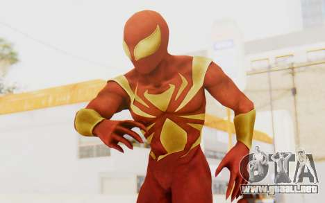Marvel Heroes - Iron Spider para GTA San Andreas