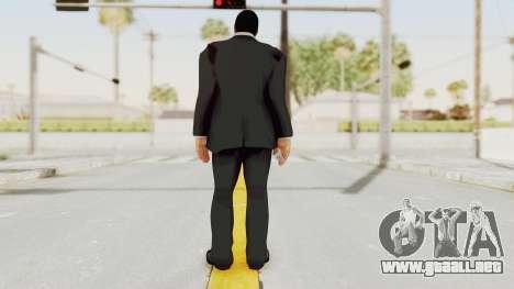 Dead Rising 2 Off The Record Frank West Glasses para GTA San Andreas tercera pantalla