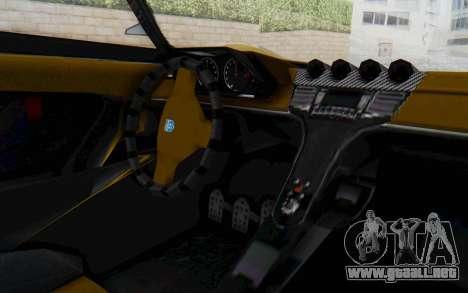 GTA 5 Grotti Prototipo v2 IVF para vista lateral GTA San Andreas