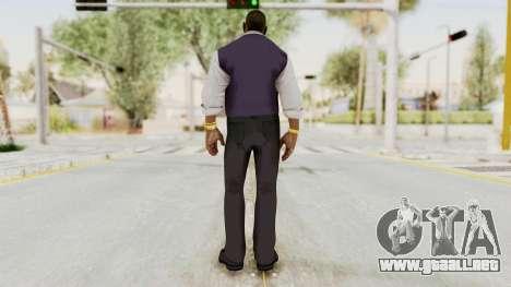 Dead Rising 2 Off The Record TK Coat Less para GTA San Andreas tercera pantalla