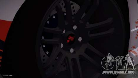 Nissan 350Z G-Drive Edition para la visión correcta GTA San Andreas