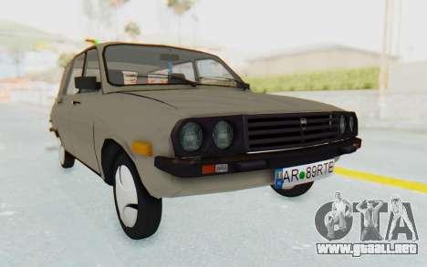 Dacia 1310 Break 1988 para la visión correcta GTA San Andreas