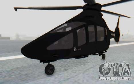 GTA 5 Buckingham Volatus v1 IVF para la visión correcta GTA San Andreas