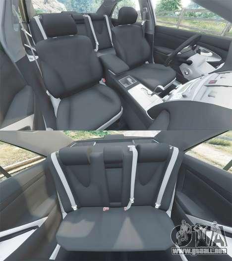 GTA 5 Toyota Camry V40 2008 [stock] volante