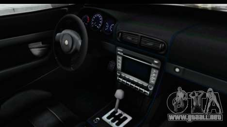 GTA 5 Lampadati Furore GT SA Lights para visión interna GTA San Andreas
