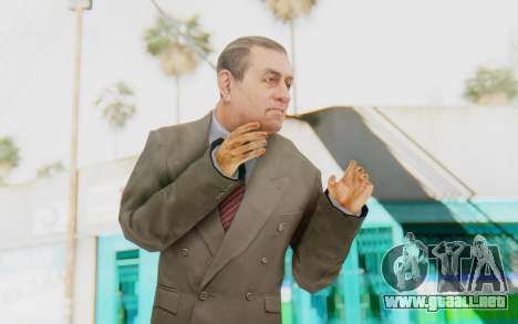 Mafia 2 - Clemente para GTA San Andreas