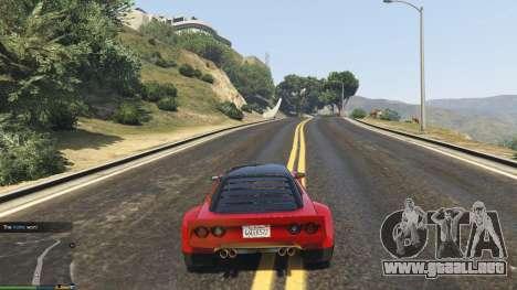 GTA 5 Impromptu Races 1.8 tercera captura de pantalla