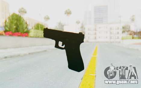 GTA 5 Hawk & Little Pistol .50 para GTA San Andreas tercera pantalla