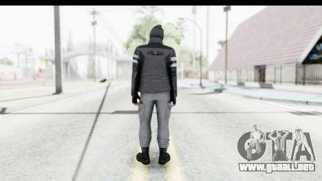 GTA Online Skin (Heists) para GTA San Andreas tercera pantalla