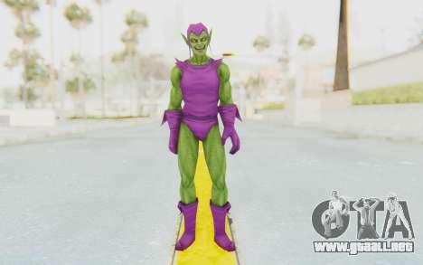 Marvel Future Fight - Green Goblin para GTA San Andreas segunda pantalla