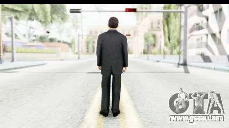 Mafia 2 - Henry Tomasino para GTA San Andreas tercera pantalla