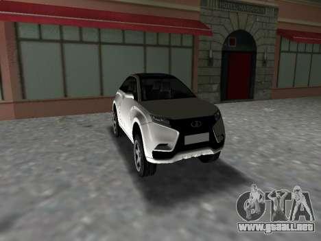 Lada X-Ray para GTA Vice City