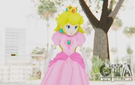 Princess Peach para GTA San Andreas