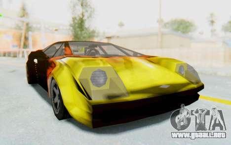 GTA VC Cuban Infernus para la visión correcta GTA San Andreas
