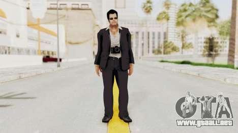 Dead Rising 2 Off The Record Frank West Glasses para GTA San Andreas segunda pantalla