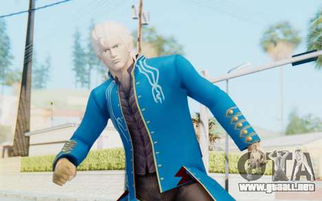 Ultimate Marvel Vs Capcom 3 Vergil para GTA San Andreas