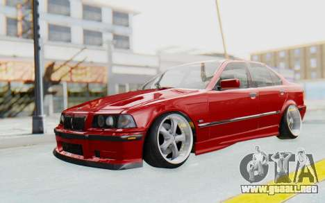 BMW M3 E36 2.5 TDS para GTA San Andreas