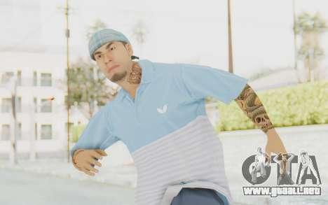 GTA 5 Aztecas Gang 2 para GTA San Andreas