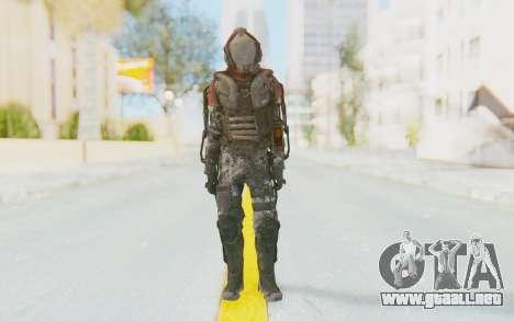 CoD AW Atlas Elite para GTA San Andreas segunda pantalla