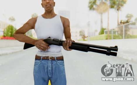 Remington 870 para GTA San Andreas tercera pantalla
