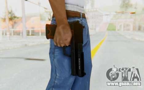 APB Reloaded - Obeya FBW para GTA San Andreas tercera pantalla