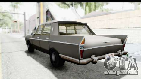 Simca Vedette from Bully para GTA San Andreas left
