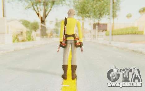 Final Fantasy XIII-2 - Hope Estheim para GTA San Andreas tercera pantalla