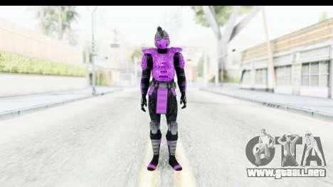 Cyber Rain MK3 para GTA San Andreas segunda pantalla