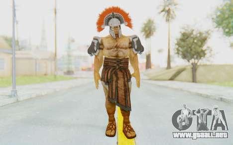 Hercules Skin v2 para GTA San Andreas segunda pantalla