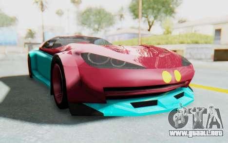 Bumblebee-R para la visión correcta GTA San Andreas