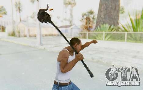 Skull of Corruption para GTA San Andreas tercera pantalla