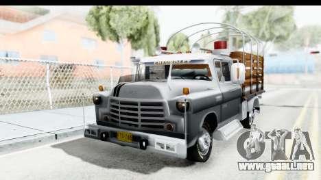 GMC 3100 Diesel para GTA San Andreas
