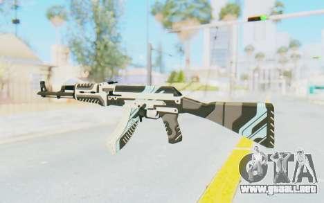 CS:GO - AK-47 Vulcan para GTA San Andreas segunda pantalla
