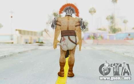 Hercules Skin v2 para GTA San Andreas tercera pantalla
