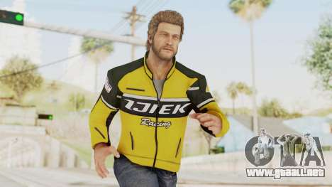 Dead Rising 3 Chuck Greene on DR2 Outfit para GTA San Andreas
