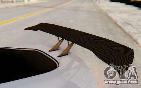 GTA 5 Dewbauchee Seven 70 SA Lights para la visión correcta GTA San Andreas