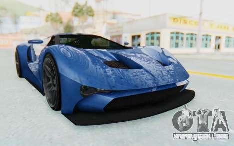 GTA 5 Vapid FMJ para la visión correcta GTA San Andreas