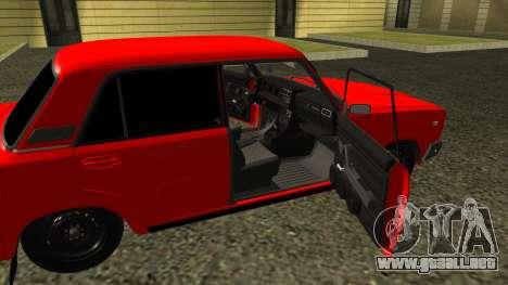 2107 para visión interna GTA San Andreas