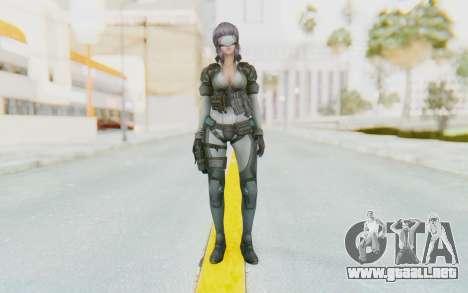 Ghost In The Shell First Assautl Motoko v1 para GTA San Andreas segunda pantalla