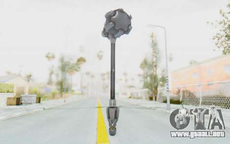 Reinhardt Hammer para GTA San Andreas segunda pantalla