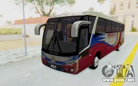 Marcopolo Inforana Bus para GTA San Andreas