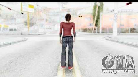 The Last of Us - Eli para GTA San Andreas tercera pantalla