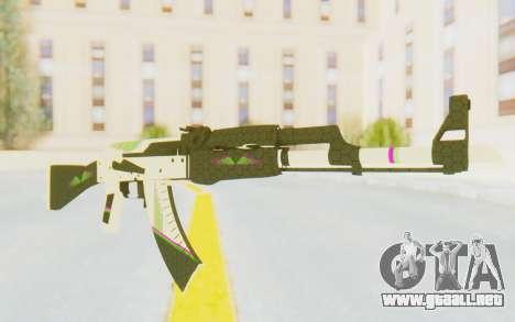 CS:GO - AK-47 Sport para GTA San Andreas