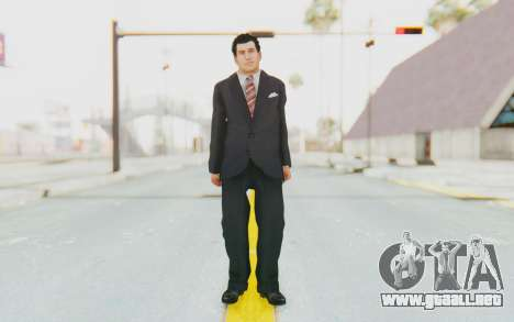 Mafia 2 - Joe Suit para GTA San Andreas segunda pantalla