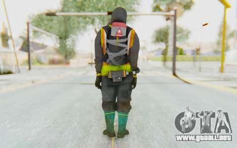 The Division Cleaners - Incinerator para GTA San Andreas tercera pantalla